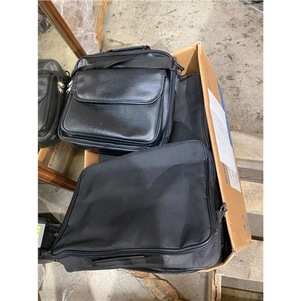 Case of Cary bags