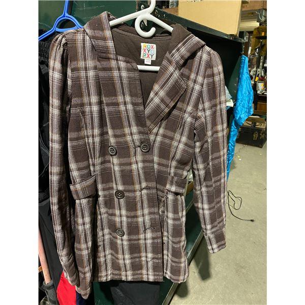 Roxy coat size large
