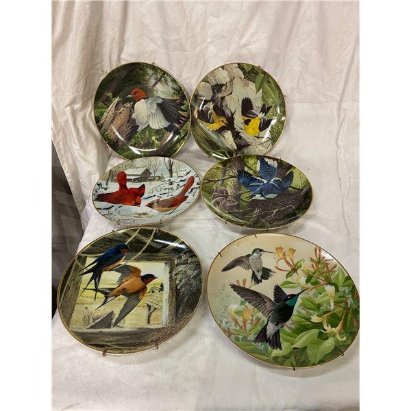 Collector plates A.J. Rudisill