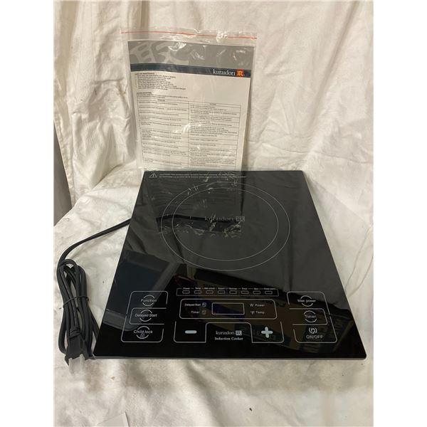 Kuraidori induction cooker new
