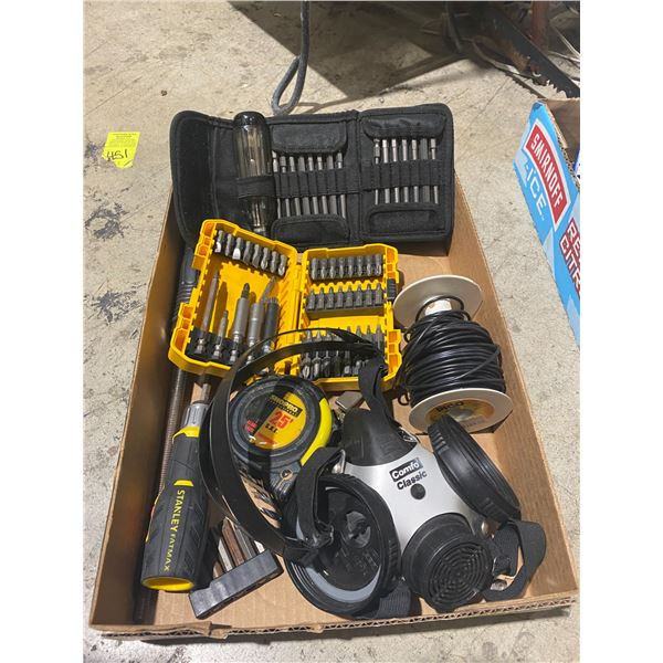 Lot of tools ect