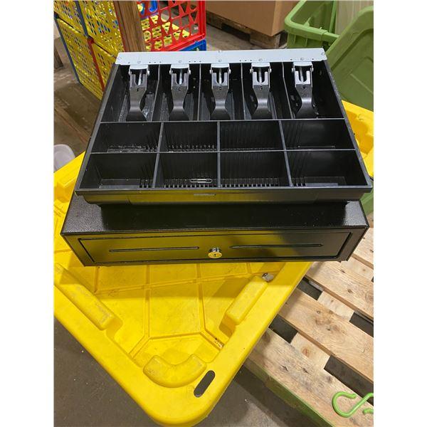 Cash drawer no key