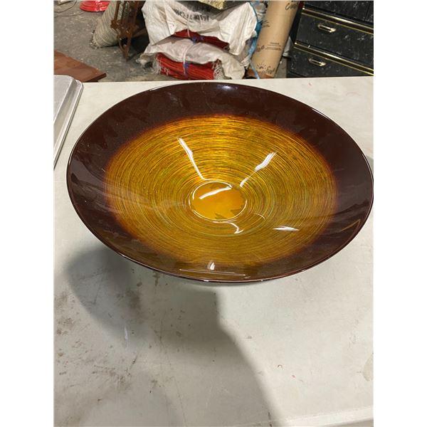 Large decor bowl
