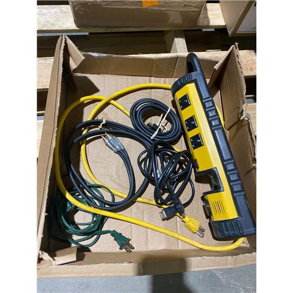 Power bar and other cords