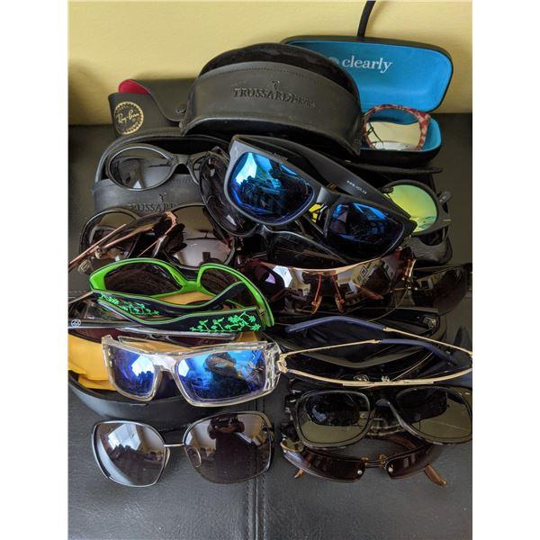 huge lot sunglasses Dior LV etc