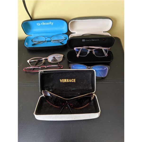 lot prescription glasses sunglasses