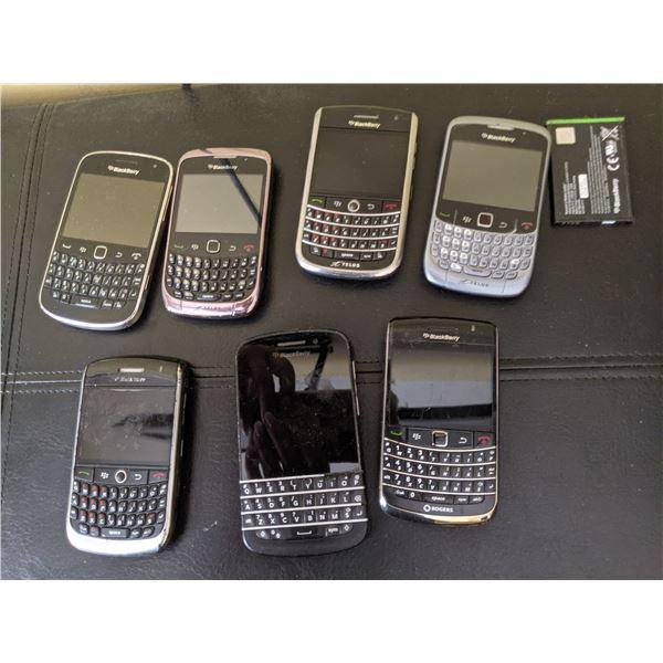blackberry lot repair