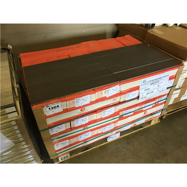 864 PCS OF CASALGRANDE PADANA 10 X 60 BRONZO 9.4MM PREMIUM TILE
