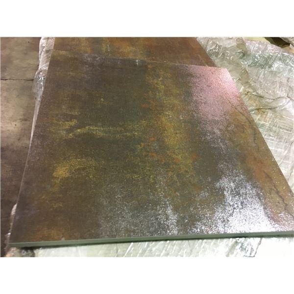 714.12 SQ FT OF ITALCERA H0301232 STONE SLATE 300 X 300 CERAMIC FLOOR TILE