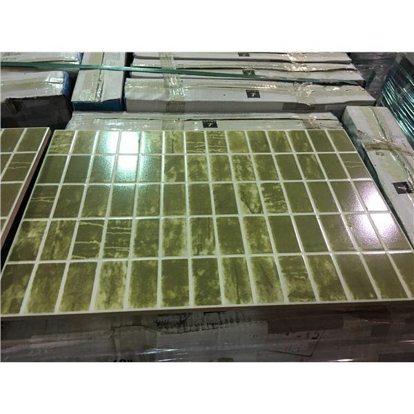 732.24 SQ FT OF LEXUS XCLUSIVE MULTI BEIGE / CREAM 450 X 300 CERAMIC WALL TILE