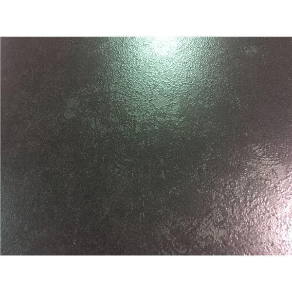 584.28 SQ FT OF ITALCERA 301622 STONE BLACK 300 X 300 CERAMIC FLOOR TILE