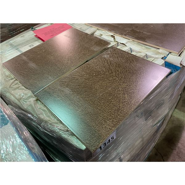 711.9 SQ FT OF LEXUS XCLUSIVE SCARLETE  BR- DARK MULTI BROWN 450 X 300 CERAMIC WALL TILE