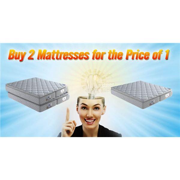 KASTNER AUCTIONS LIQUIDATES MATTRESSES!
