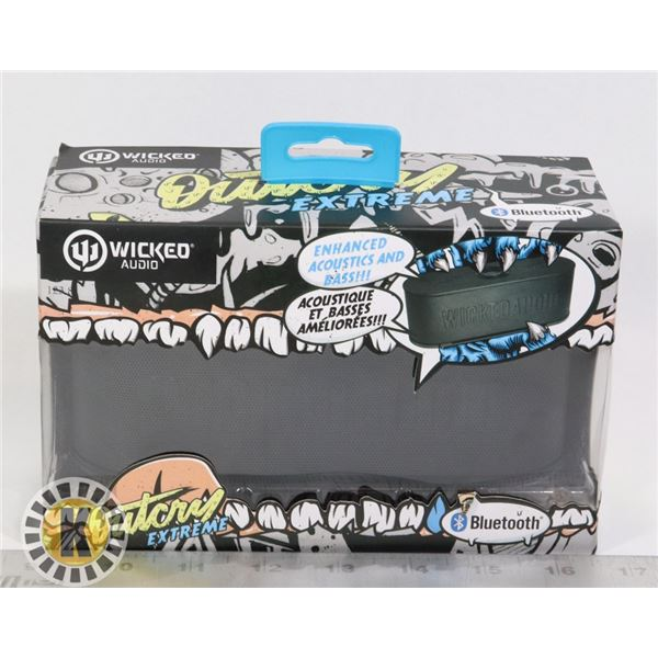 WICKED AUDIO OUTCRY EXTREME BLUETOOTH SPEAKER
