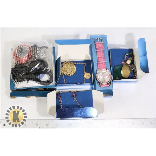BOX OF AVON ITEMS