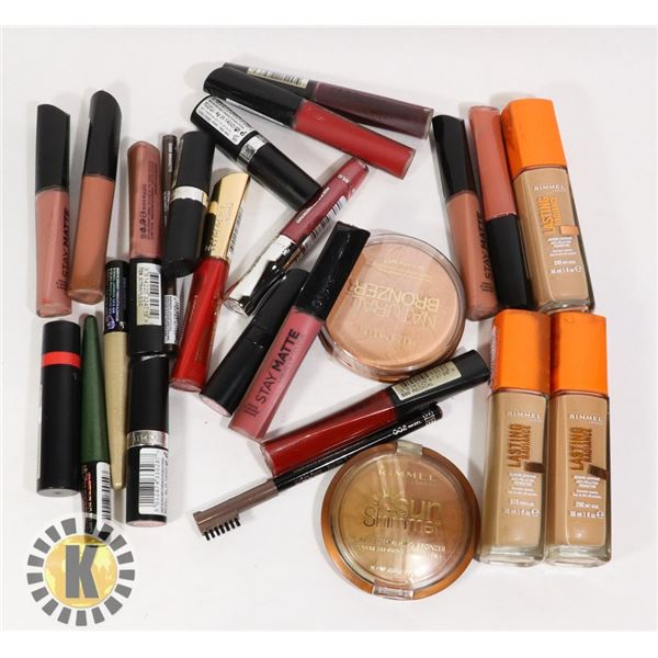 BAG NEW ASSORTED COSMETIC PRODUCTS
