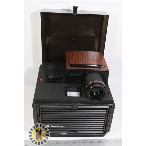 BELL&HOWELL PROJECTOR