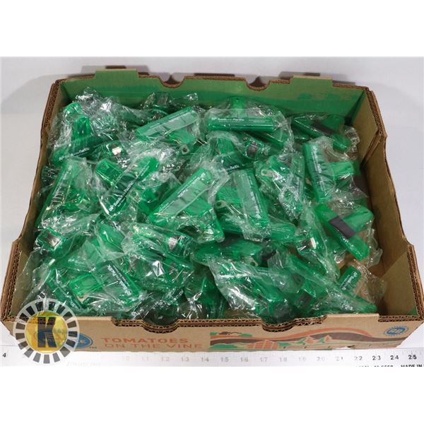 LARGE LOT OF BAG CLIPS