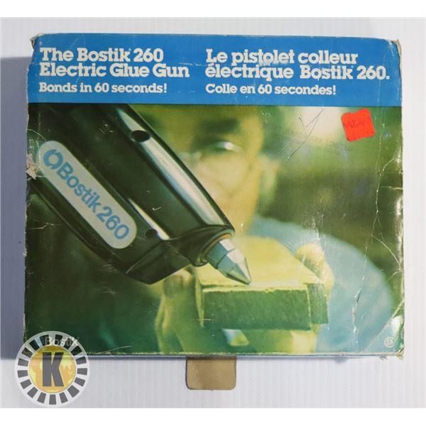 TH BOSTIK 260 ELECTRIC GLUE GUN
