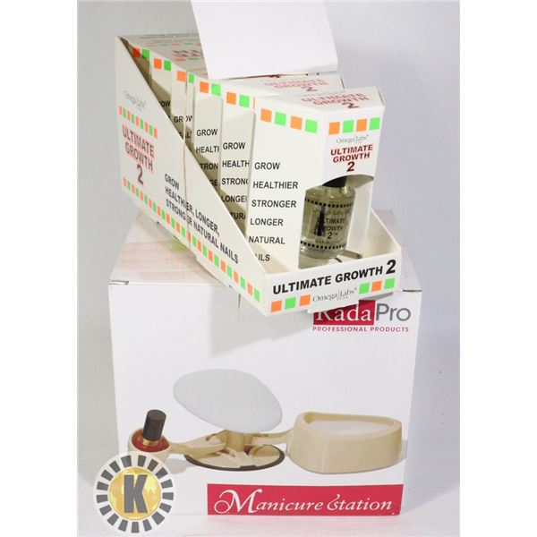 CASE OF ULTIMATE GROWTH 2 NAIL TREATMENT SOLD WITH
