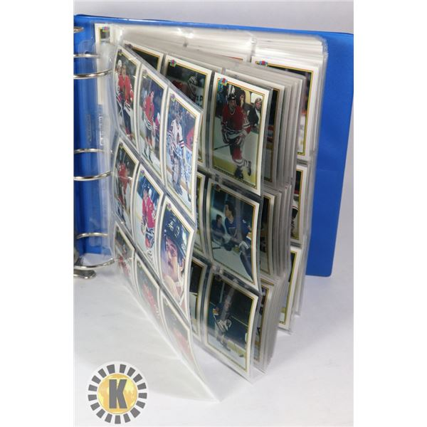 1990-91 COMPLETE SET HOCKEY CARDS- BOWMAN
