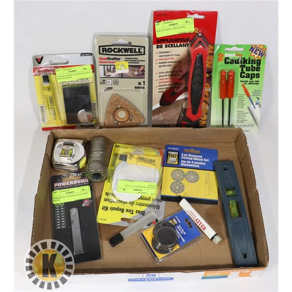 ESTATE BOX OF ELECTRICAL ASSORTMENTS