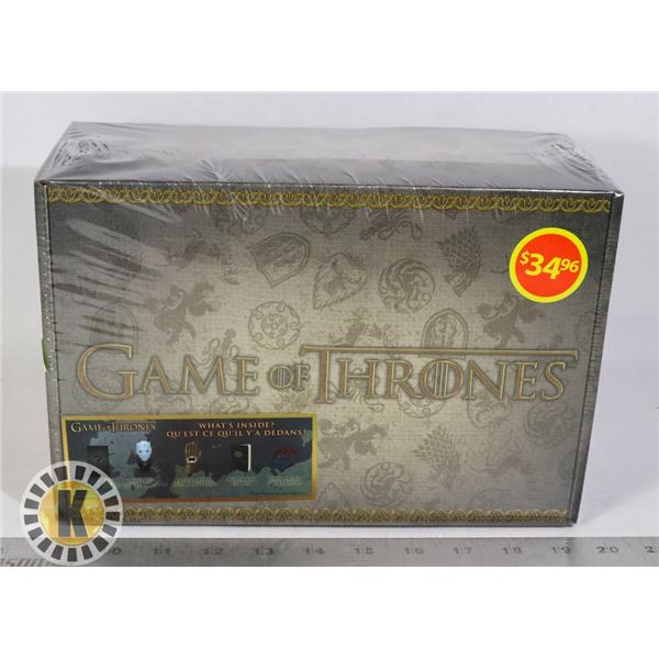 NEW GAME OF THRONES GIFT SET