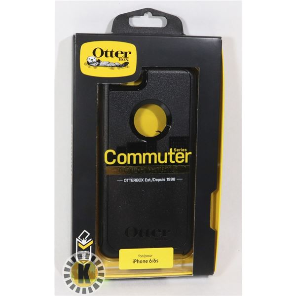 OTTERBOX COMMUTER SERIES FOR IPHONE 6/ 6S