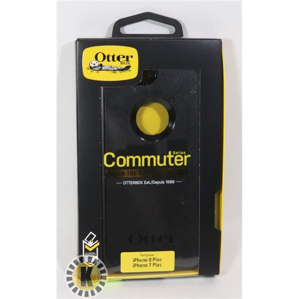 OTTERBOX COMMUTER SERIES FOR IPHONE 7+ AND 8+