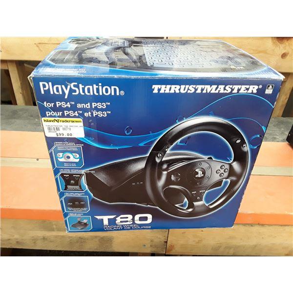 PlayStation Thrust master