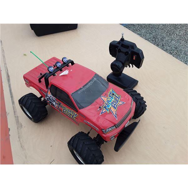 Mighty Bull RC Car