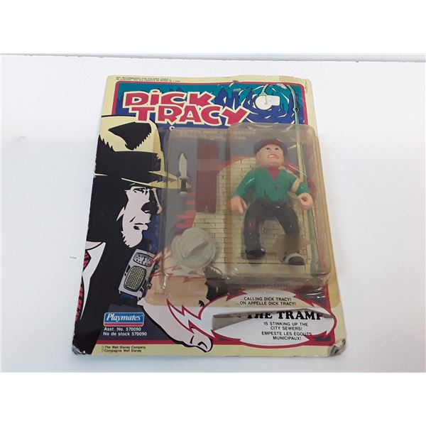 Vintage Dick Tracy Collectible Figurine