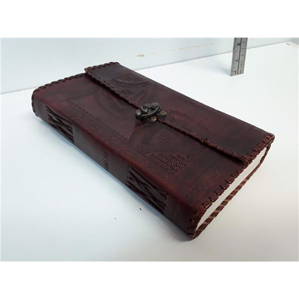 Authentic Crafted Leather Journal - 16th Century Style