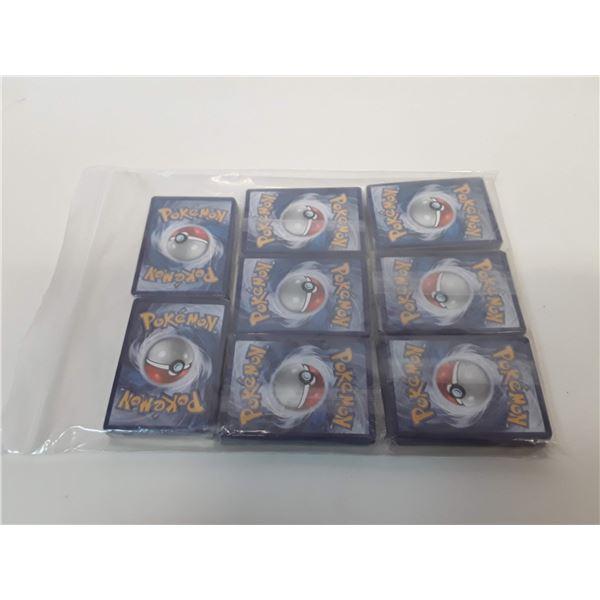Lot of 8 Packs of Sealed Pokemon Cards
