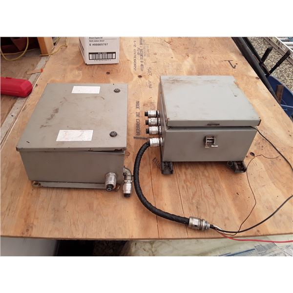 2 Misc Power Boxes
