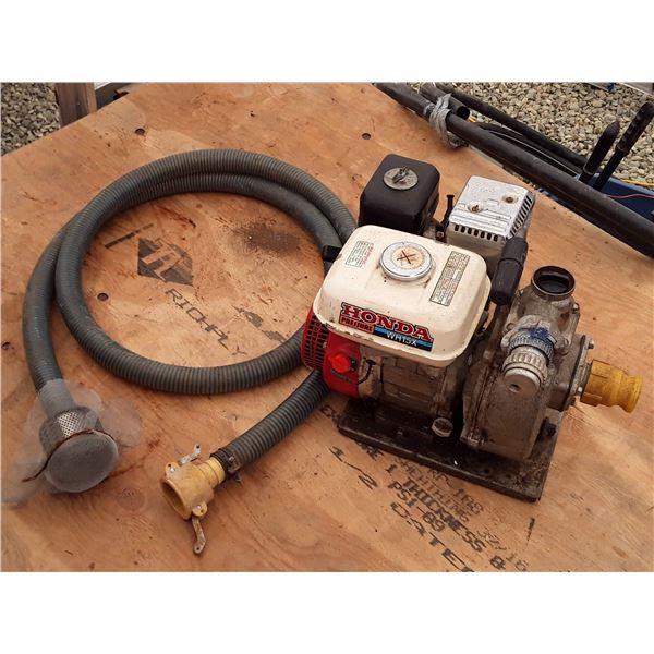 Honda 3.5 HP Water Pump