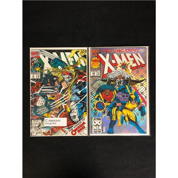 X-MEN #4/ THE UNCANNY X-MEN #300 (MARVEL COMICS)