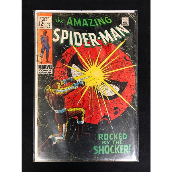 The AMAZING SPIDER-MAN #72 (MARVEL COMICS)