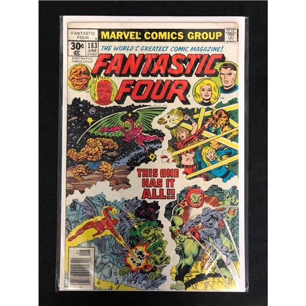 FANTASTIC FOUR #183 (MARVEL COMICS)