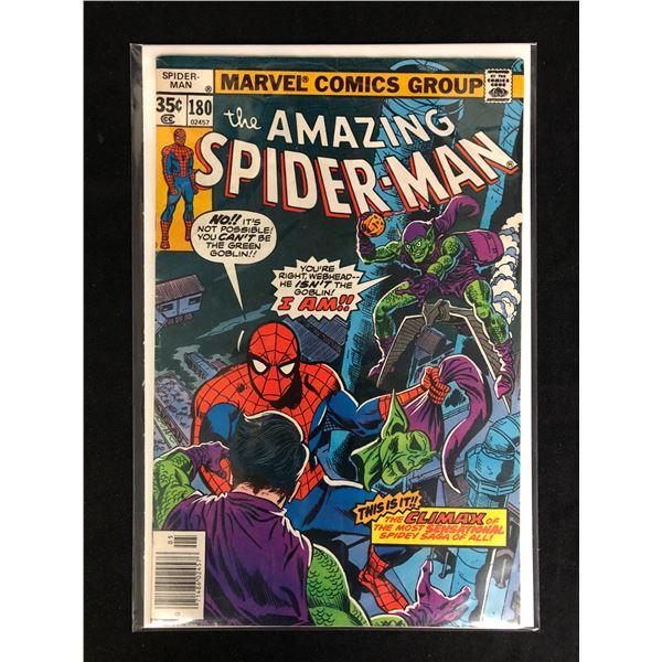 The AMAZING SPIDER-MAN #180 (MARVEL COMICS)