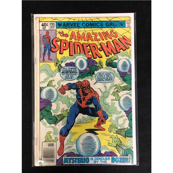 The AMAZING SPIDER-MAN #198 (MARVEL COMICS)