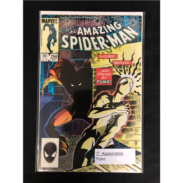 The AMAZING SPIDER-MAN #256 (MARVEL COMICS)