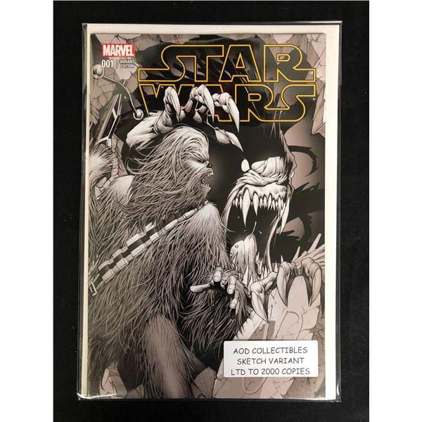 STAR WARS 001 (MARVEL VARIANT)