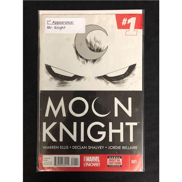 MOON KNIGHT #1 (MARVEL NOW!) 1st App. Mr. Knight