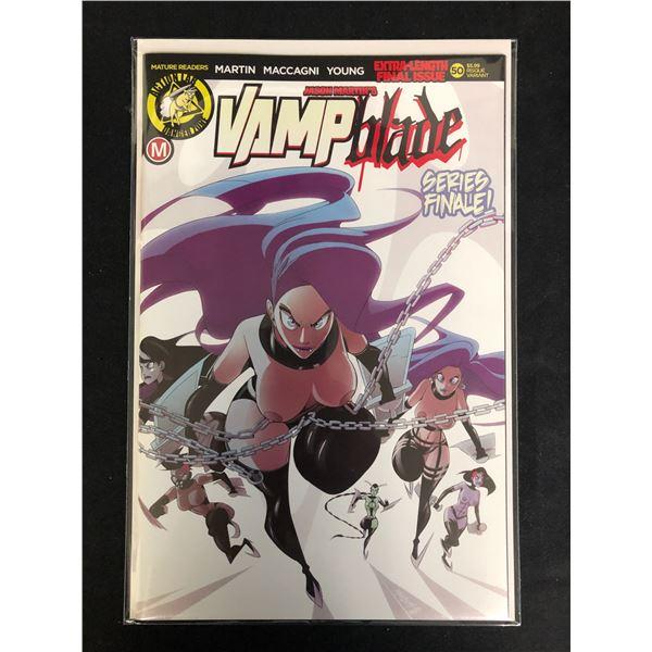 VAMPBLADE #50 (ACTION LAB/ DANGER ZONE) Series Finale!