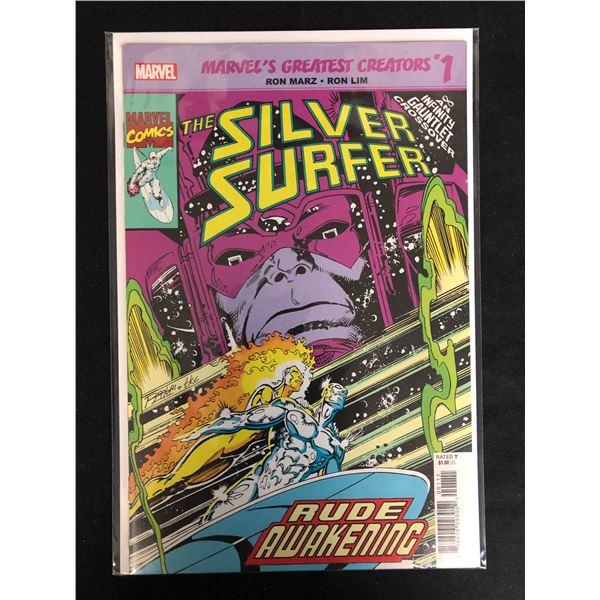 MARVEL'S GREATEST CREATORS #1 THE SILVER SURFER (MARVEL COMICS)