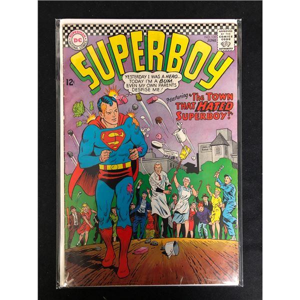 SUPERBOY #139 (DC COMICS)