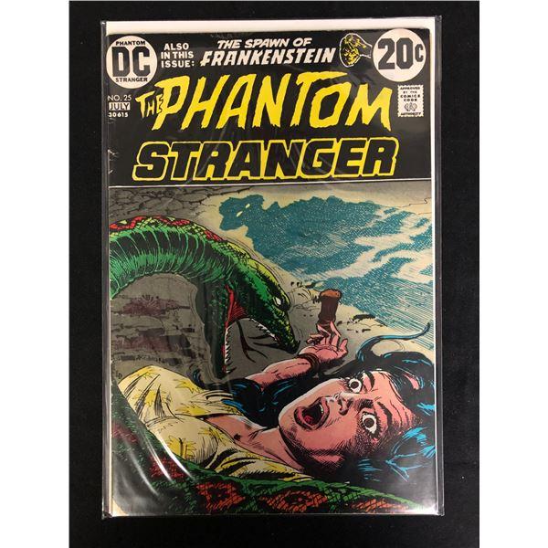 THE PHANTOM STRANGER #25 (DC COMICS)