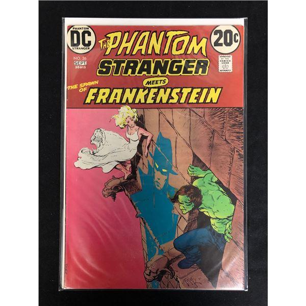 THE PHANTOM STRANGER #26 (DC COMICS)