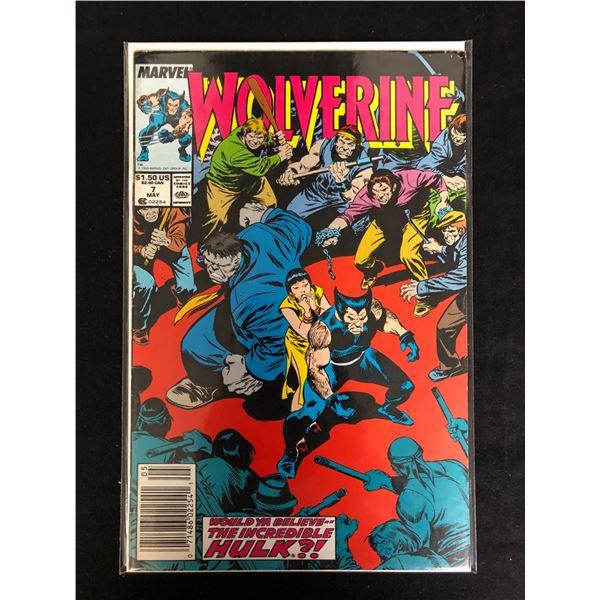 WOLVERINE #7 (MARVEL COMICS)